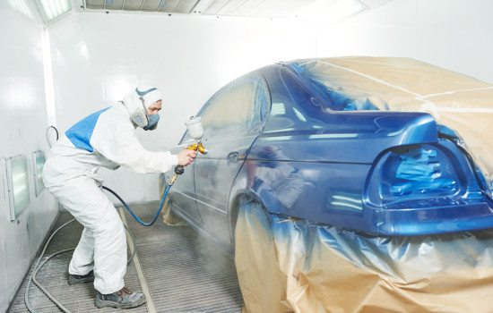 The Importance of Car Paint Finish