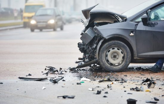 5 Leading Causes of Car Accidents