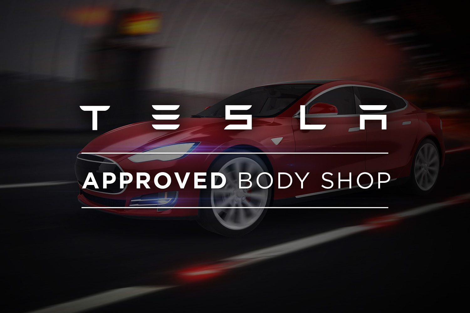 Tesla certified auto body repair toronto gta leon s for The motors approved by the motors