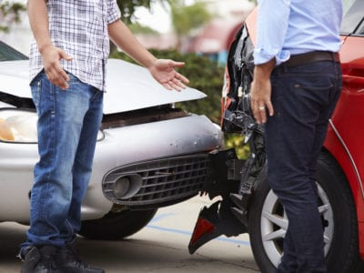 what to do after a car accident in ontario? exchange your insurance.